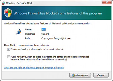 jitsi-firewall