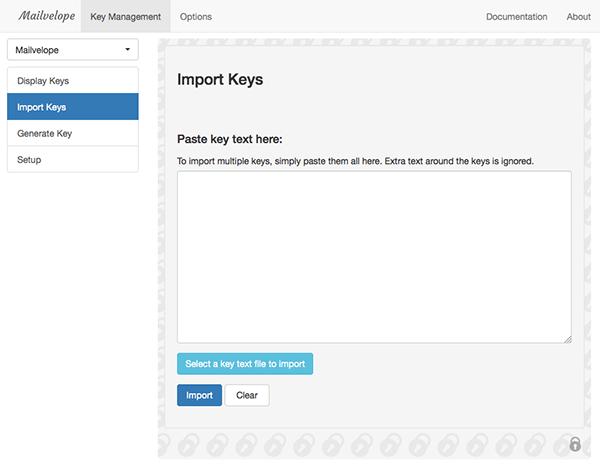 mailvelope-import-key
