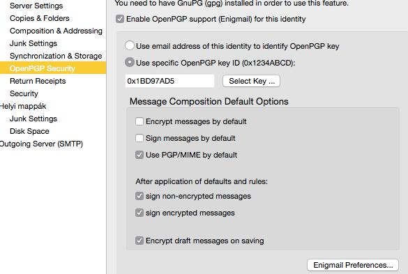 openpgp-settings